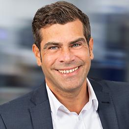 Lars Meyer, Vertriebsleiter