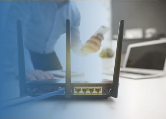 Unterschätzte Gefahren durch industrielle W-Lan-Router