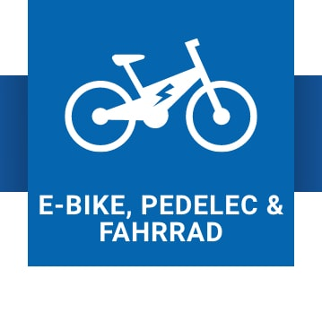 E-Bike, Pedelec & Fahrrad